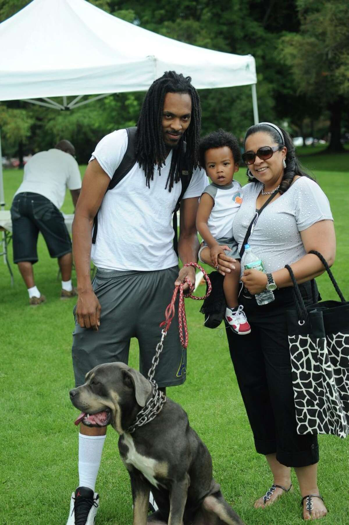 Were you Seen at the 10th Annual Juneteenth Celebration at Washington Park in Albany on Sunday, June 22, 2014?