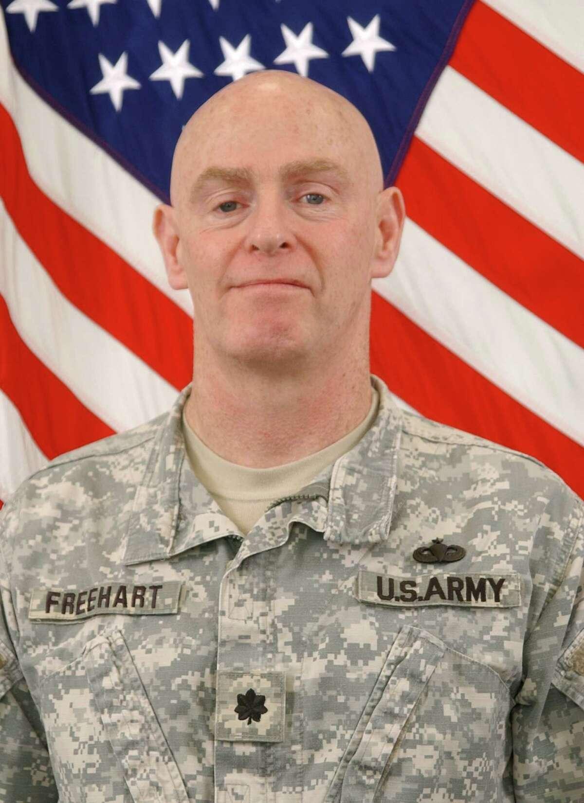 Lt. Col. James Freehart