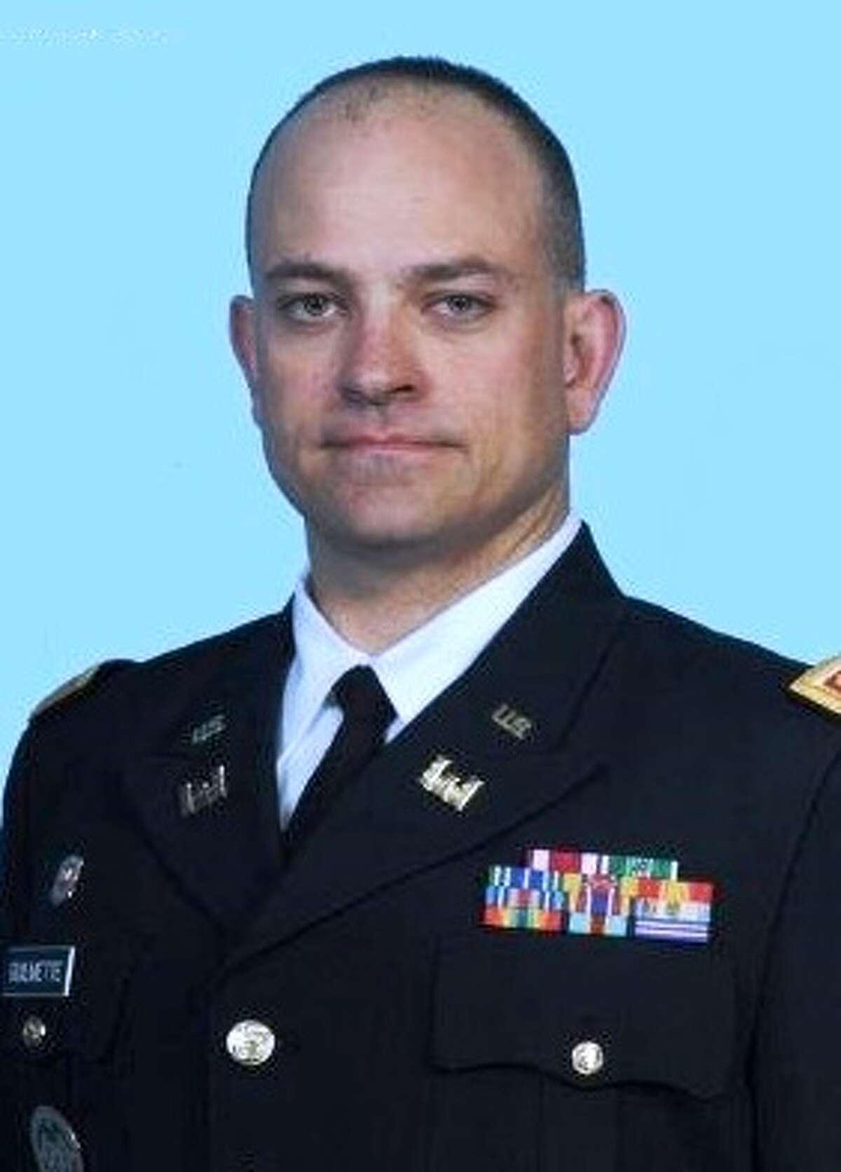 Lt. Col. Christopher Guilmette