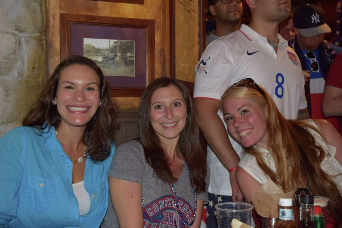 USA and Portugal faced off in the World Cup on Sunday, June 22. Were you SEEN cheering on your team at Tigin Irish Pub and Capriccio Café in downtown Stamford?
