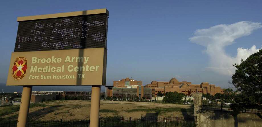 Brooke Army Medical Center is part of the San Antonio Military Medical Center complex. Photo: U.S. Army / New York Times / AP