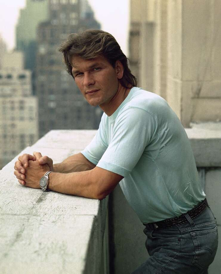 Patrick Swayze starred in one of the classic young love films of the 1980s, DIRTY DANCING. Photo: Wyatt Counts