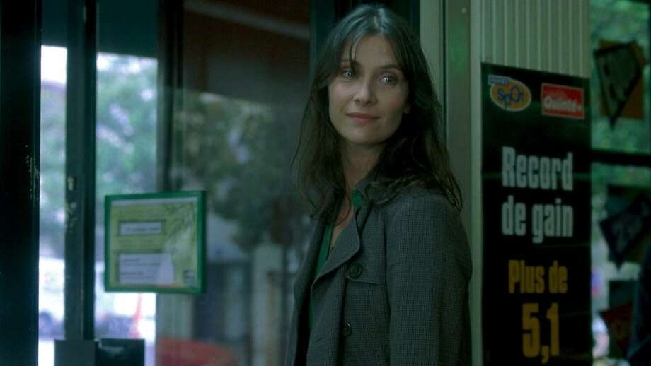 DIDINE (2008):  Geraldine Pailhas plays a passive woman who comes into her own when she falls in love.  Love as Redemption.