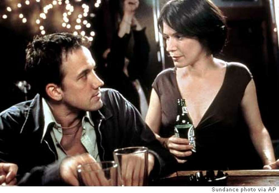 DOPAMINE (2003) -- Love helps to cast out artist Sabrina Lloyd's demons, in this redemptive love story set in San Francisco.
