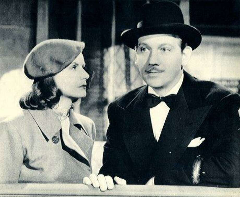 NINOTCHKA (1939) -- she's emotionally closed off, almost a robot, and he's superficial.  They both become better people.