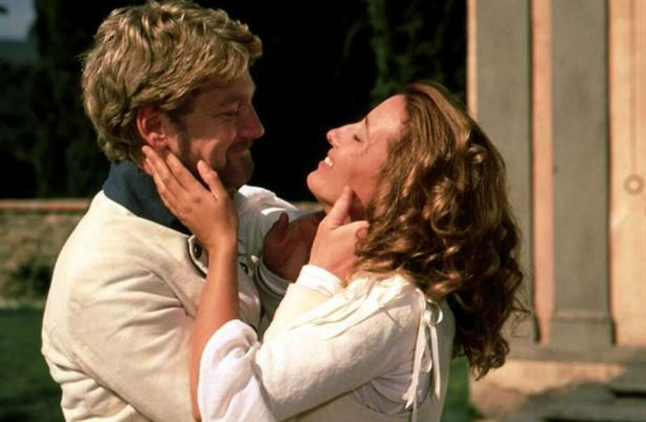 MUCH ADO ABOUT NOTHING (1992) -- Shakespeare's play has at its center two people who know each other well and discover the powerful mutual attraction that has been dormant for years.