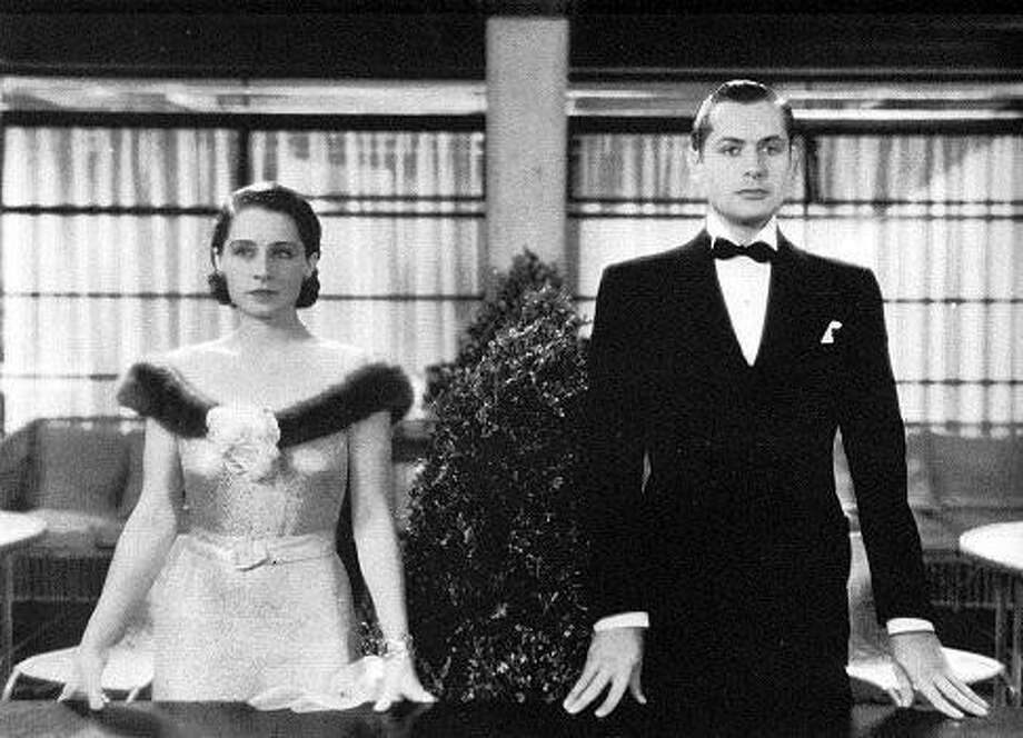 """PRIVATE LIVES (1931) -- he tells her """"There is not a single particle of you that I don't know, remember, and want."""""""
