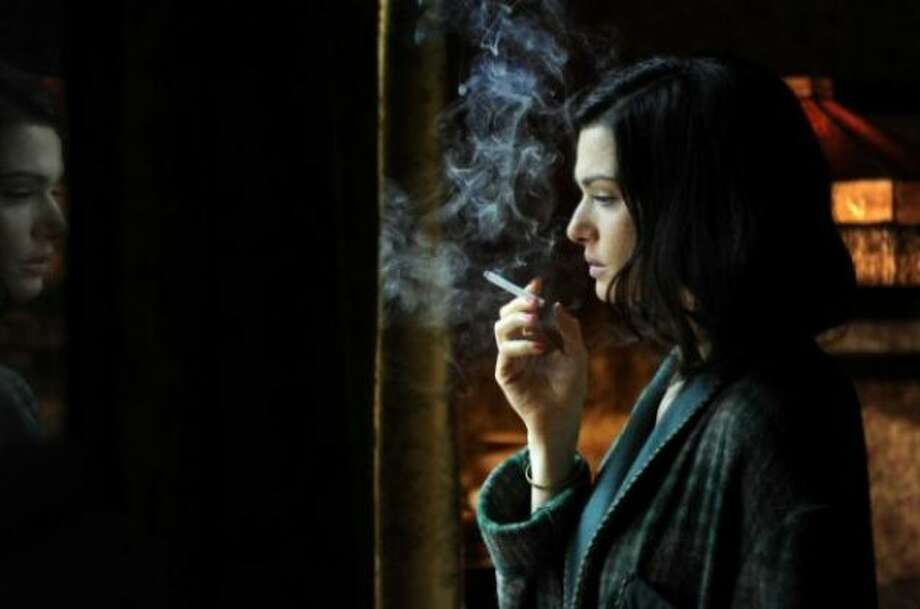 THE DEEP BLUE SEA -- Rachel Weisz as an adulterous wife in the grip of sexual and romantic obsession.