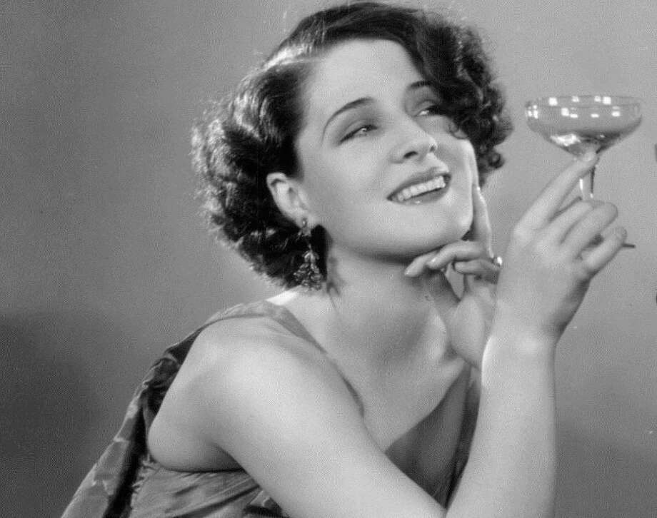 "Norma Shearer in ""The Divorcee"" (1930).  A wife responds to her husband's cheating by going out that night and having sex with his best friend.  Divorce follows. Photo: MGM 1930"