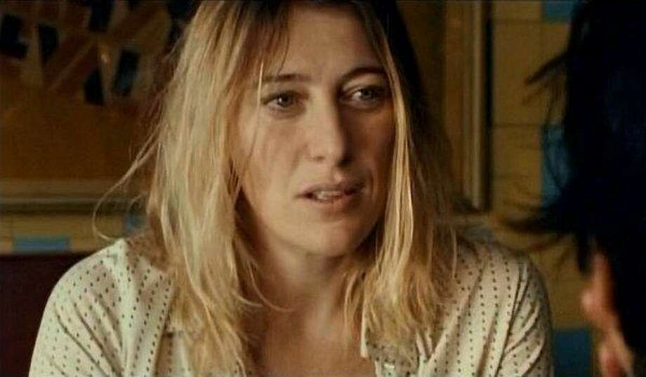 Valeria Bruni Tedeschi starred opposite Yvan Attal in this intense film about adultery and overwhelming attraction, LES REGRETS (2009).