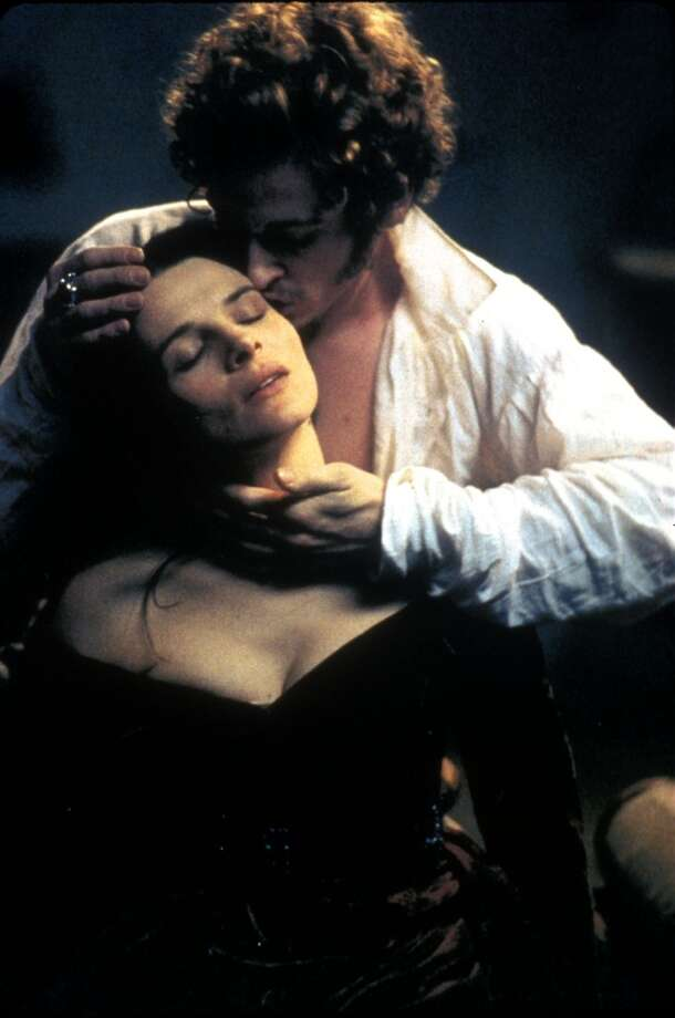 CHILDREN OF THE CENTURY -- loved doomed by temperament.  Juliette Binoche is a reasonable woman (George Sand) in love with an increasingly reckless man. Photo: HANDOUT, SFC