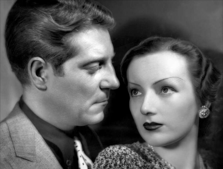 PEPE LE MOKO (1937) -- She can't stay, and he can't leave.  It doesn't end well.