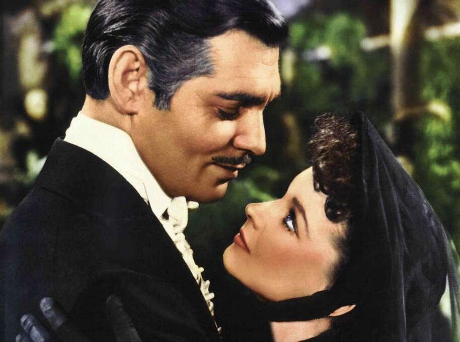 """""""Gone With the Wind"""" -- the delusions of the social context impinge on what should have been a satisfying marriage. Photo: MGM 1939"""