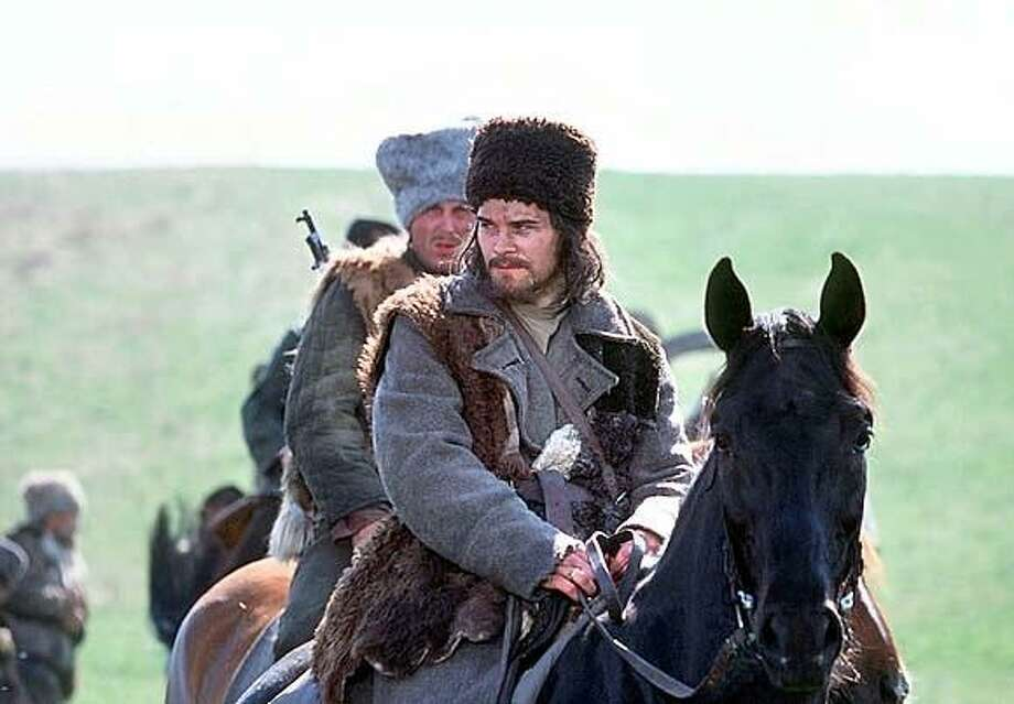 DR. ZHIVAGO -- love keeps getting submerged by Russia's turbulence.