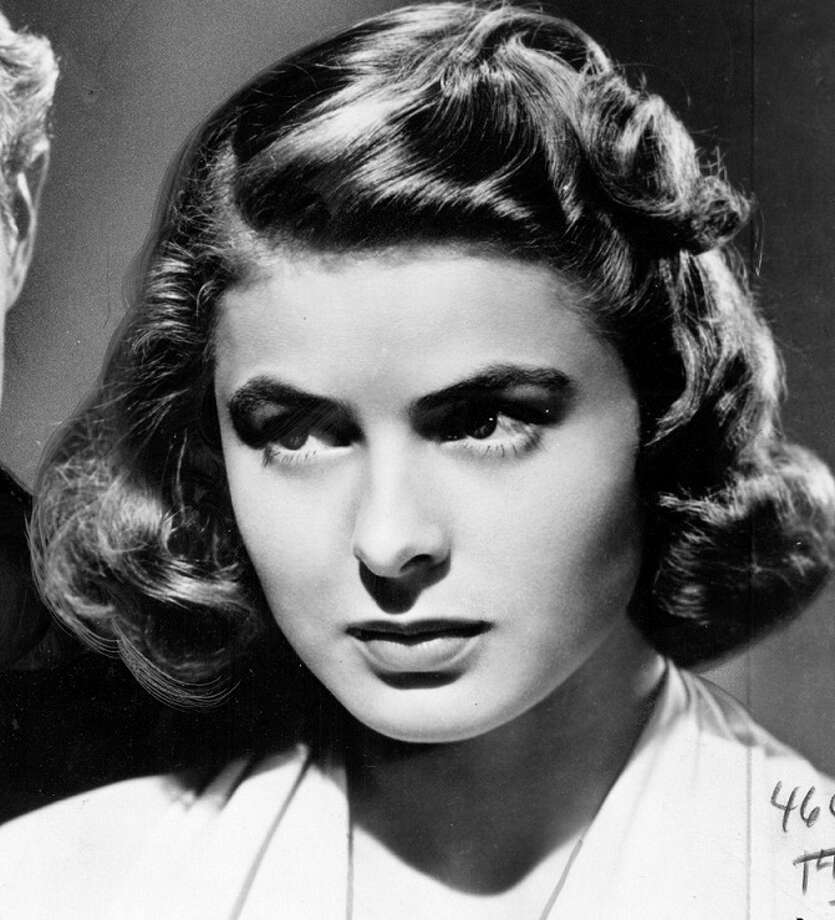 """Ingrid BergmanThe great Swedish actress won three Academy Awards and is best remembered for films such as """"Casablanca"""" and """"Notorious."""" She was born Aug. 29, 1915 and died of breast cancer on Aug. 29, 1982. Photo: Handout, HANDOUT"""