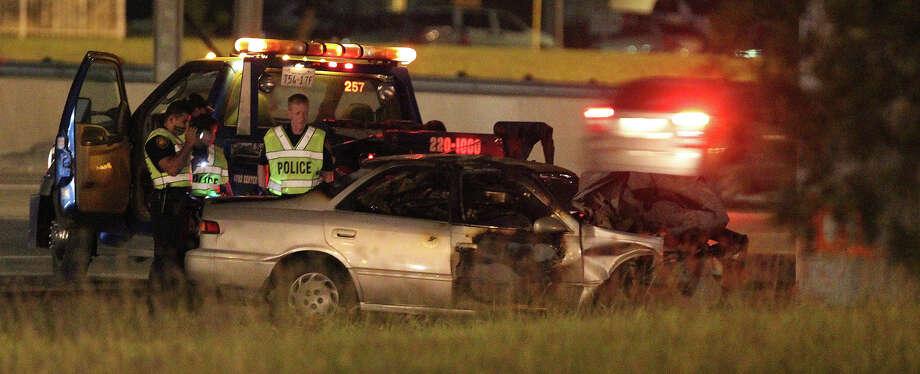 Fatal Crash On U S 281 San Antonio Express News