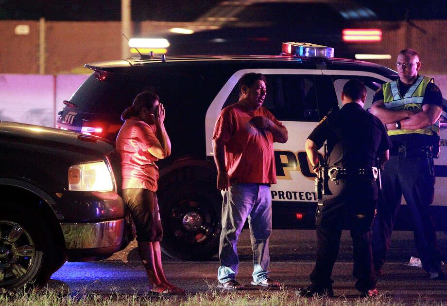 Fatal Crash On U S 281 Houston Chronicle