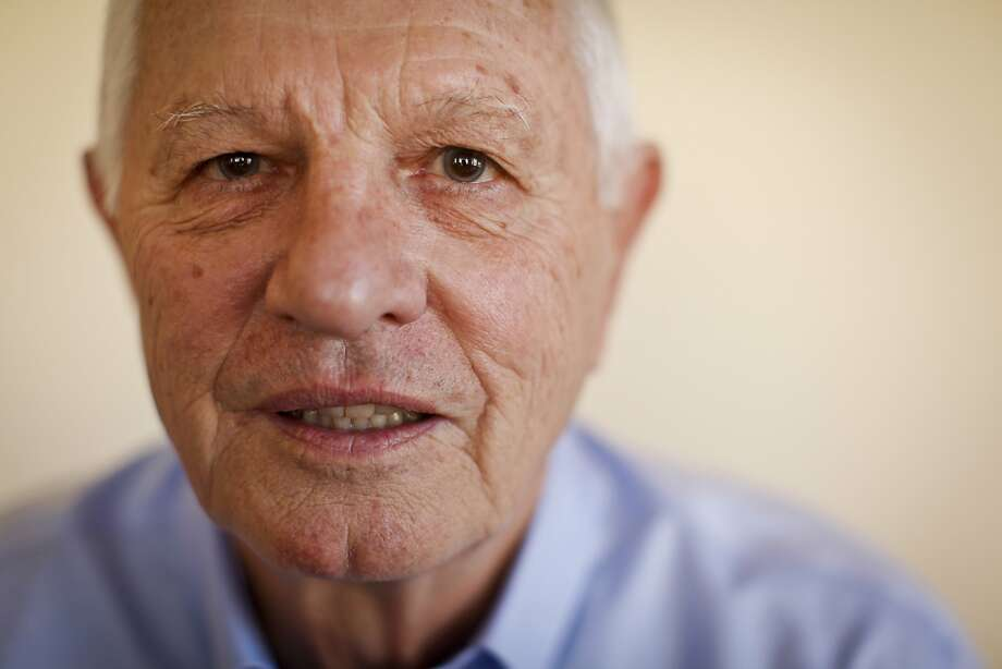 Mayor Tom Bates is seen in his Berkeley, Calif., office on Wednesday, Jan. 30, 2013. Photo: Russell Yip, The Chronicle