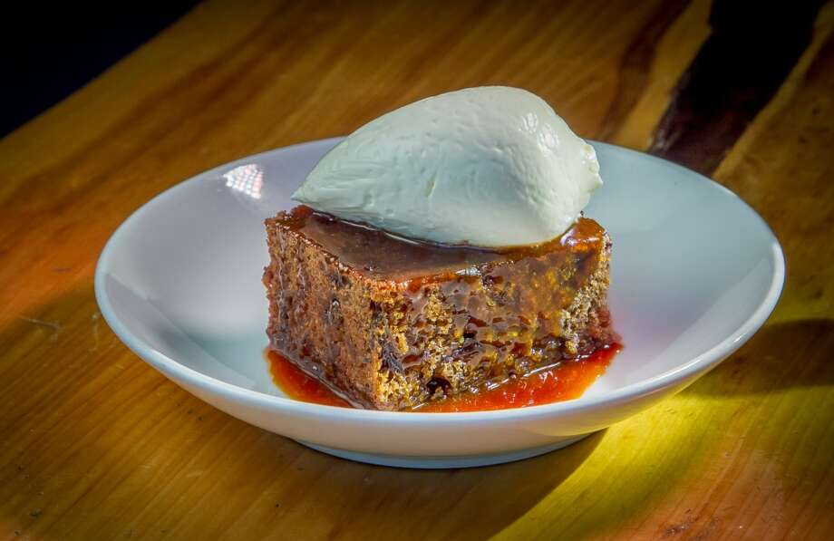 The Banoffi Pie at The Coachman in San Francisco. Photo: John Storey, Special To The Chronicle
