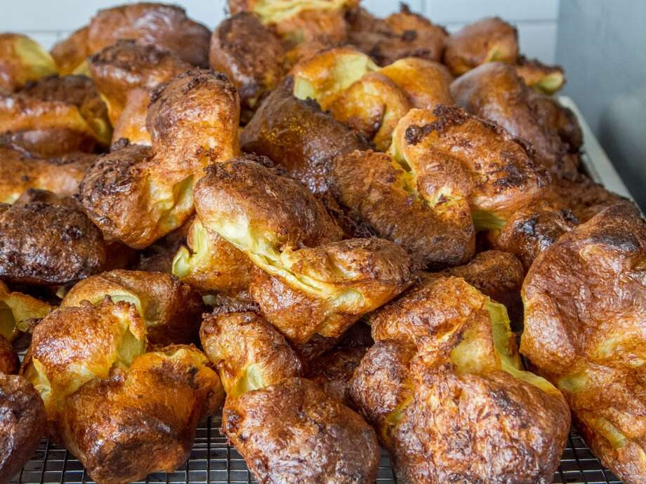 Yorkshire Pudding at The Coachman in San Francisco. Photo: John Storey, Special To The Chronicle