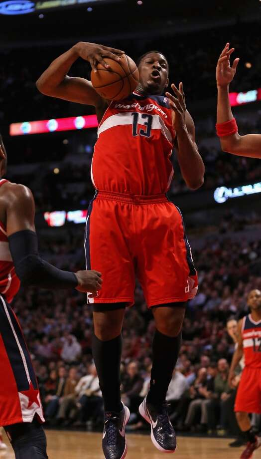 Kevin Seraphin Power forward Age: 24 Status: Restricted Photo: Jonathan Daniel, Getty Images