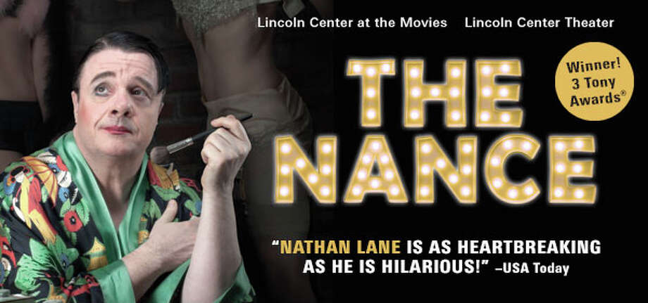 "Our film critic, Susan Granger, reviews ""The Nance."" Photo: Contributed Photo, Contributed / New Canaan News Contributed"