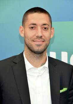 3) Dempsey is a fan of hip hop music and rapped in a promotional music video ahead of the 2006 World Cup, which you can watch here. Dempsey is planning on releasing an album by the end of the year. Photo: Slaven Vlasic, AP / 2014 Getty Images