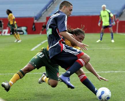 6) Dempsey was drafted 8th overall in the 2004 MLS Super draft by the New England Revolution. Photo: CHITOSE SUZUKI, AP / AP