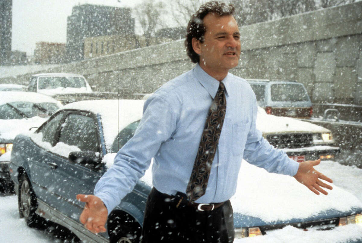 Groundhog Day (1993) Coming to Netflix Sept. 1 A TV weatherman (Bill Murray) relives the same day over and over.
