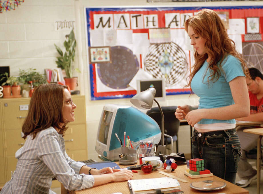 """Click through the slideshow for 9 'Mean Girls' secrets revealed, from Amy Poehler's fake boobs to Lindsay Lohan's feud.1. Tina Fey now regrets not doing a """"Mean Girls"""" sequel""""At the time we did want to start the conversation about the sequel, and for whatever reason I was like, 'No!!! We shouldn't do that!'"""" Fey said. """"Now I look back and I'm like, 'Why?' But now, no — it's too late."""""""