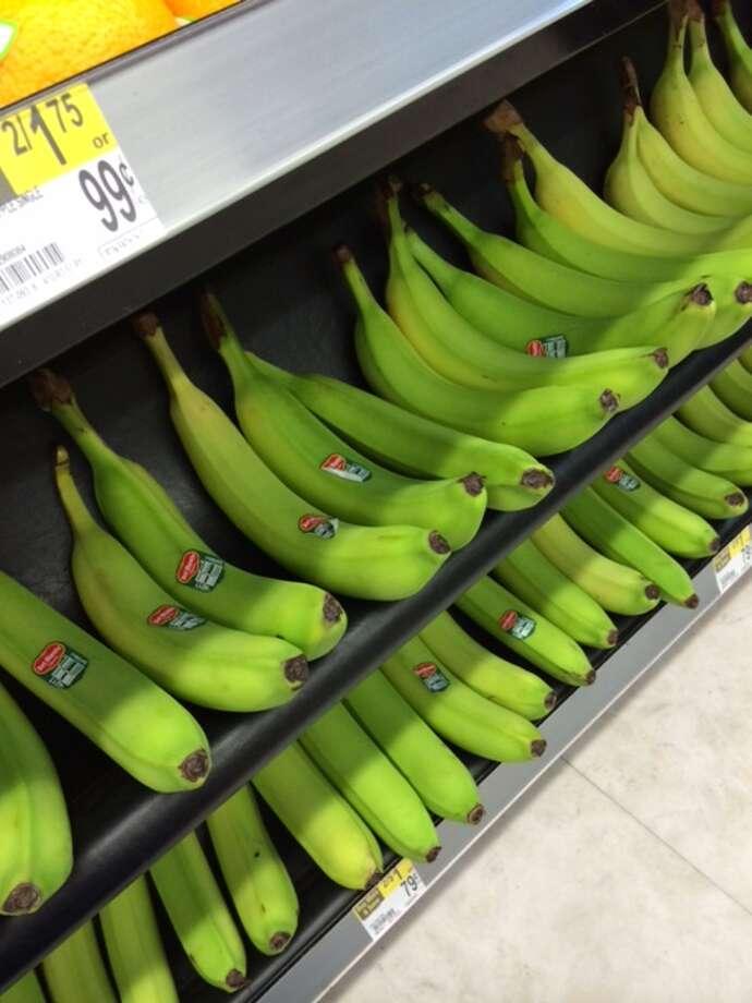 Tropical bounty at Walgreens on Market Street Photo: Leah Garchik