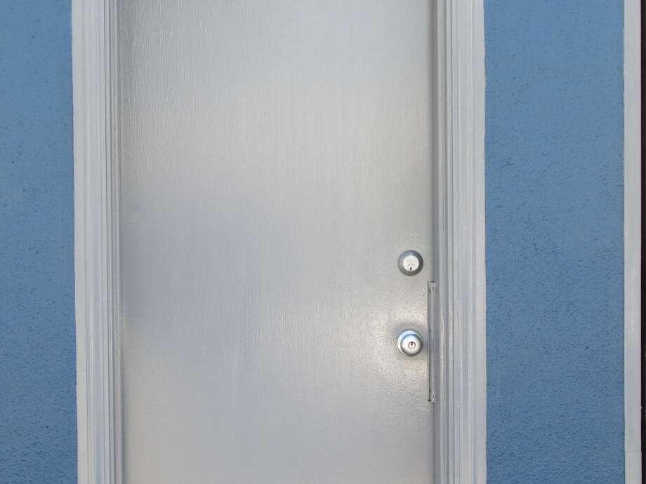 Doorway in the Marina, Photo: Will Hearst