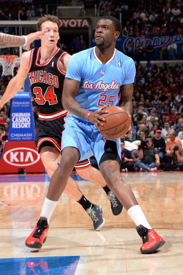 2013 – LA Clippers – Reggie Bullock (North Carolina)The 6-7 shooting guard played in 43 games for the Clippers and averaged 2.7 points per game. Photo: Andrew D. Bernstein, NBAE/Getty Images / 2013 NBAE