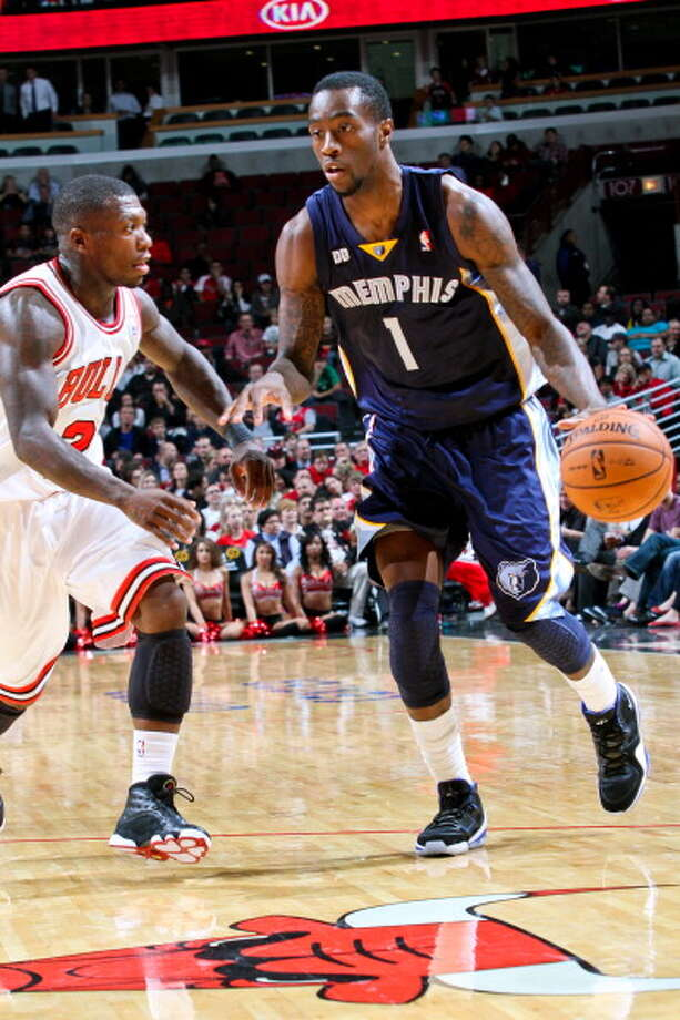 2012- Memphis – Tony Wroten (Washington)After playing much of his rookie year in the D-League, the guard was traded to Philadelphia where he played all of 2013-14, starting 16 games. In his first start on Nov. 13, 2013, he recorded a triple-double in an overtime win over the Rockets. Photo: Ray Amati, NBAE/Getty Images / 2012 NBAE