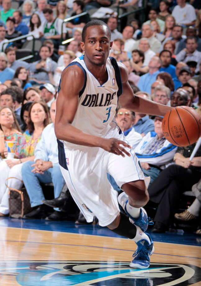 2009 – Oklahoma City - Rodrigue Beaubois (France)The point guard played three professional seasons in France before being drafted by Oklahoma City, who traded him to Dallas on draft night. Plagued by injuries -- a broken foot and hand among them  -- he played sparingly for the Mavericks for  four seasons before returning to play overseas. On June 19, he signed to play for Le Mans. Photo: Danny Bollinger, NBAE/Getty Images / 2012 NBAE