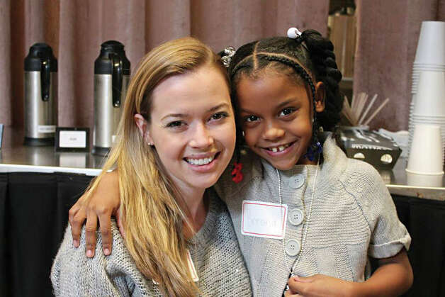 Big Brothers Big Sisters of the Capital Region: Bigs and Littles, as the adult mentors and the
