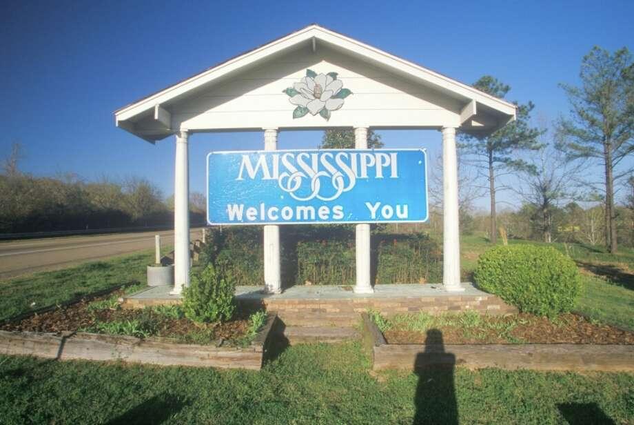 No. 50: Mississippi Photo: VisionsofAmerica/Joe Sohm, Getty Images / (c) VisionsofAmerica/Joe Sohm