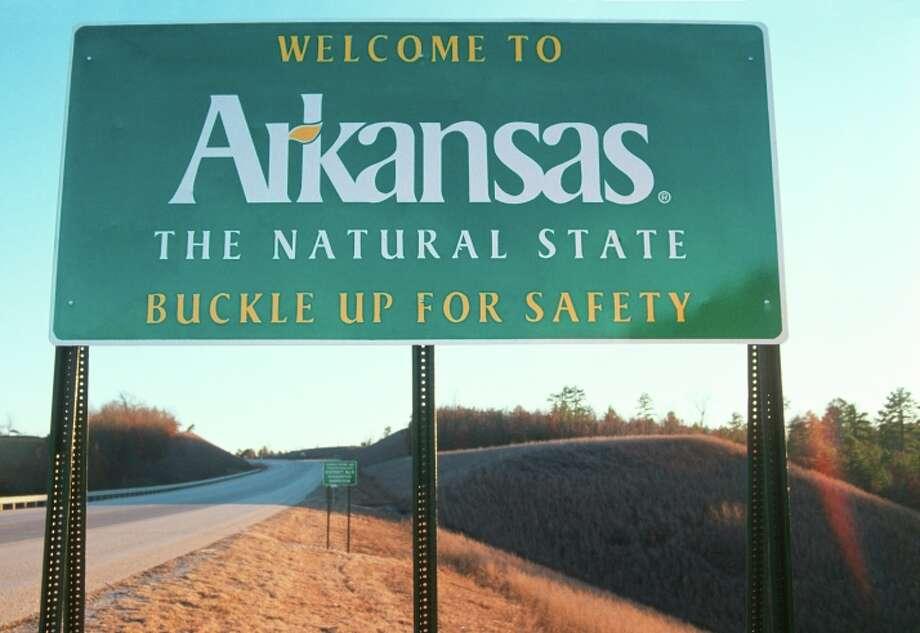 No. 47: Arkansas Photo: VisionsofAmerica/Joe Sohm, Getty Images / (c) VisionsofAmerica/Joe Sohm