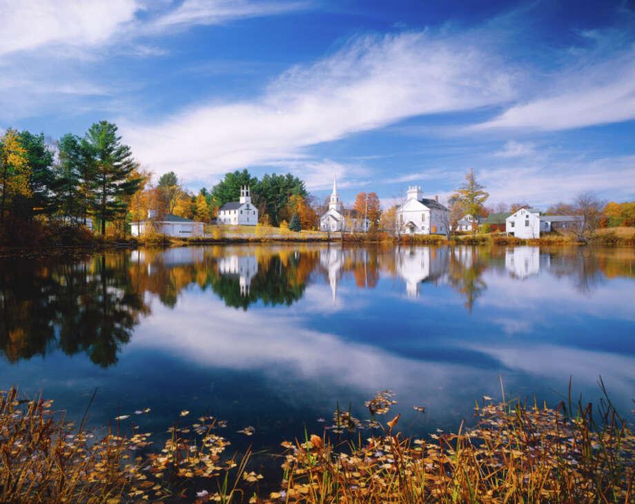No. 19: New Hampshire Photo: Ron And Patty Thomas Photography, Getty Images/Vetta / Vetta