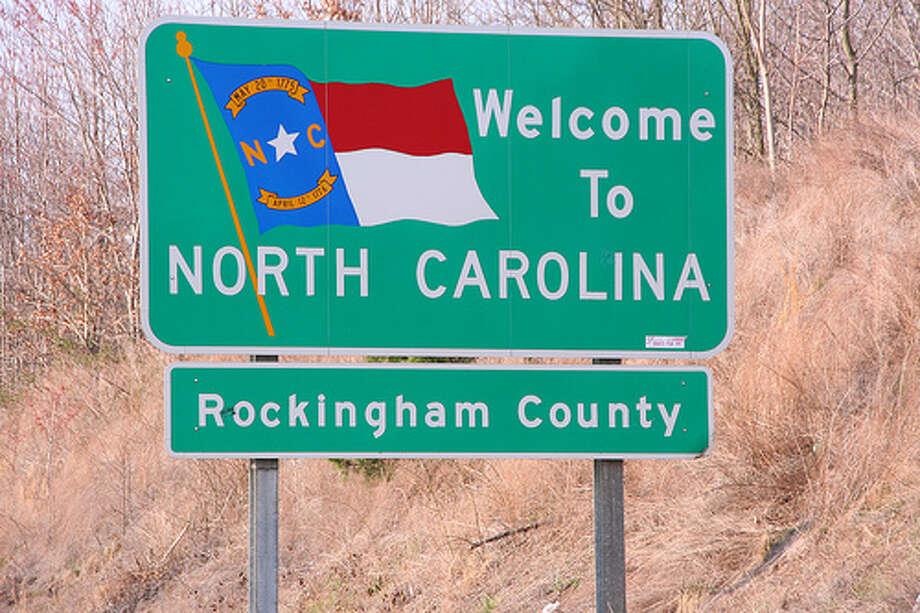 No. 15: North Carolina