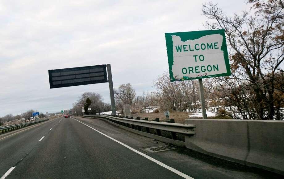 No. 1: Oregon