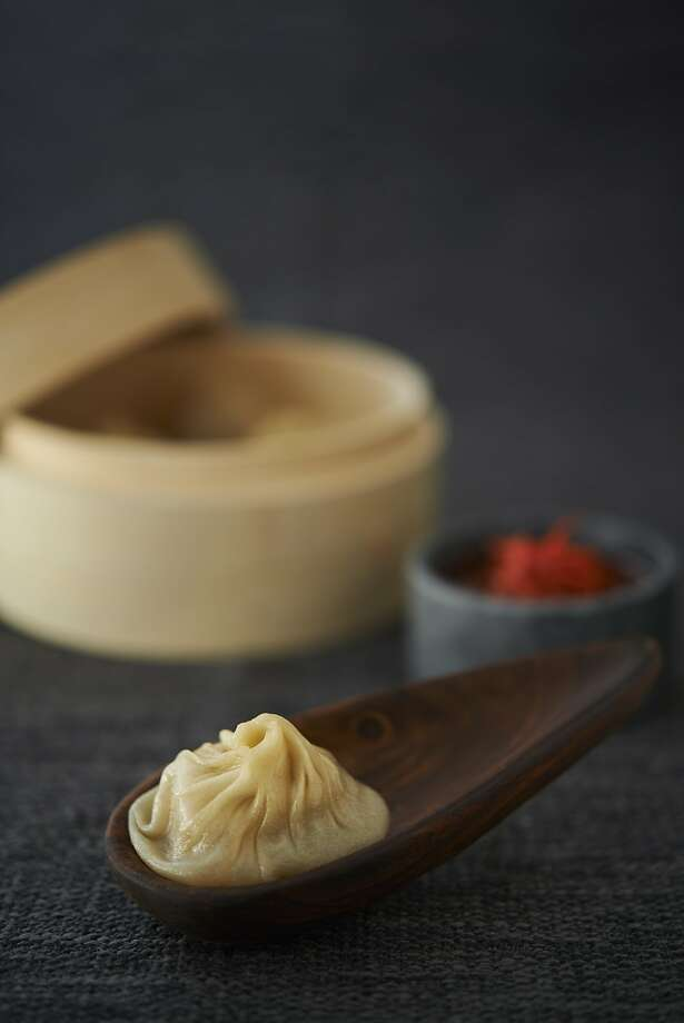 Soup dumplings from Yank Sing. Photo: Jean Ho, Special To The Chronicle