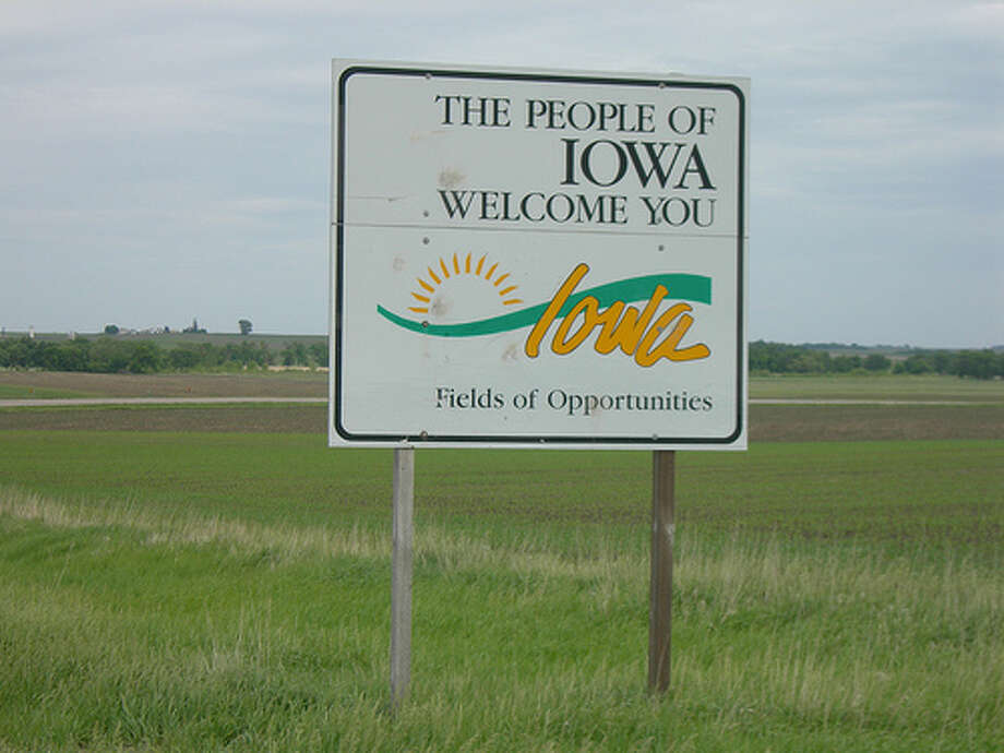 Tie No. 22: Iowa