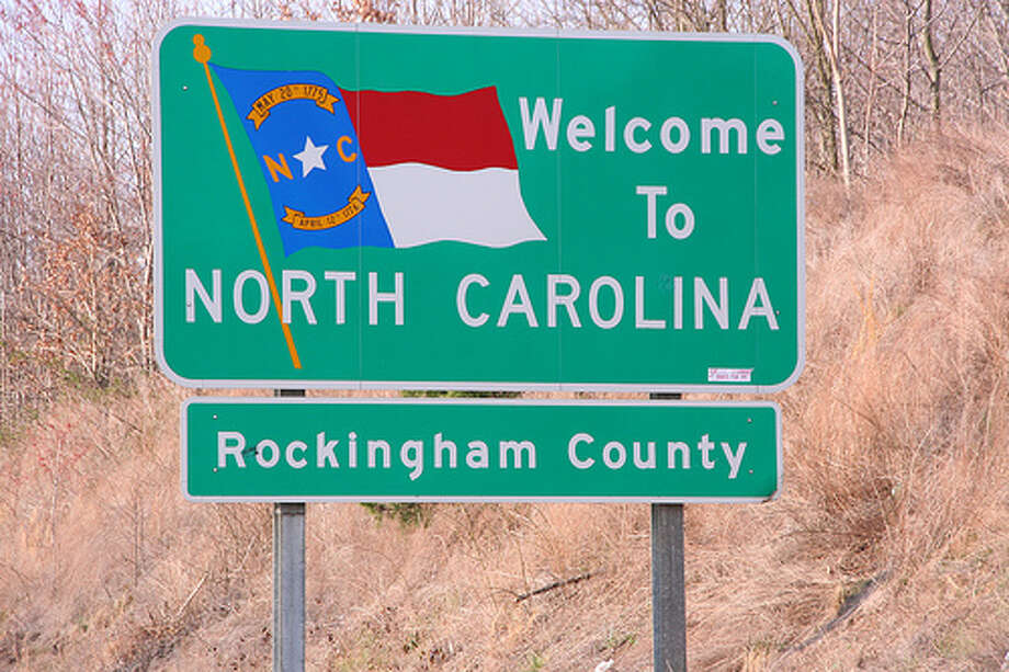 No. 15: North Carolina