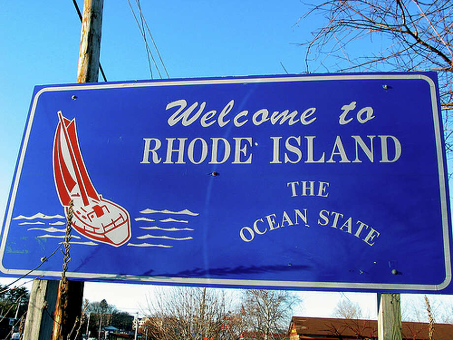 2. Rhode Island: