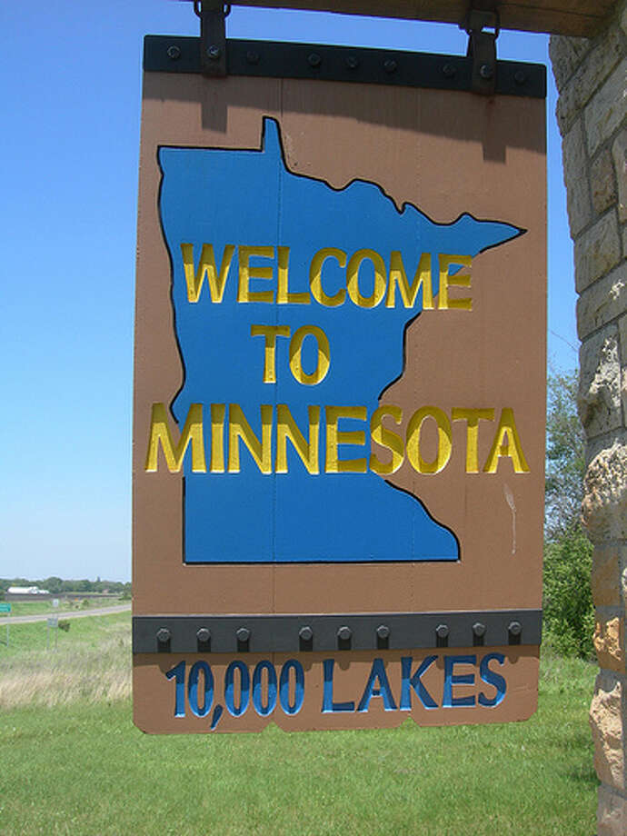 21. Minnesota: 11.8 percent of residents told interviewers they'd used marijuana in the prior year.