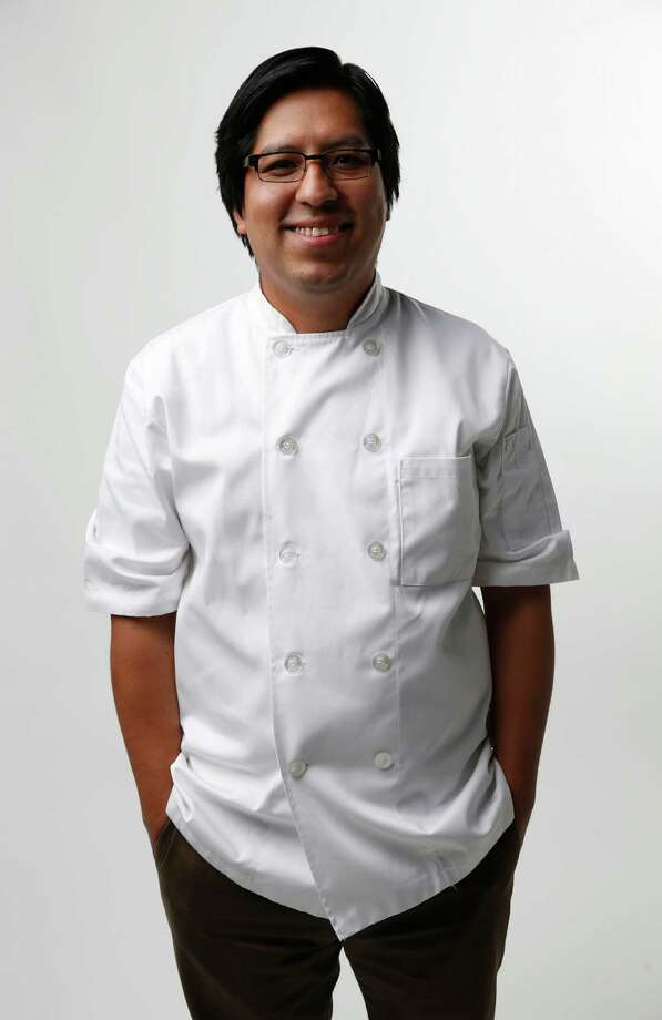 Plinio Sandalio was a pastry chef at Scott Tycer's now-closed restaurant Textile. Photo: Karen Warren, Staff / © 2014 Houston Chronicle