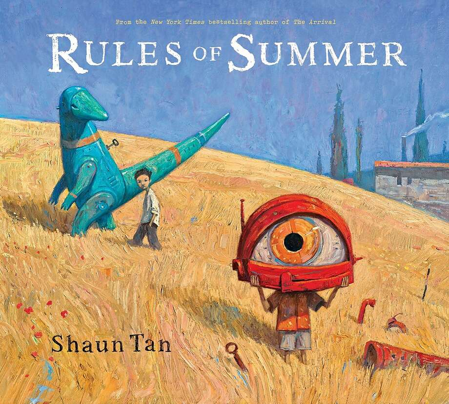 """Rules of Summer,"" by Shaun Tan Photo: Arthur A. Levine"