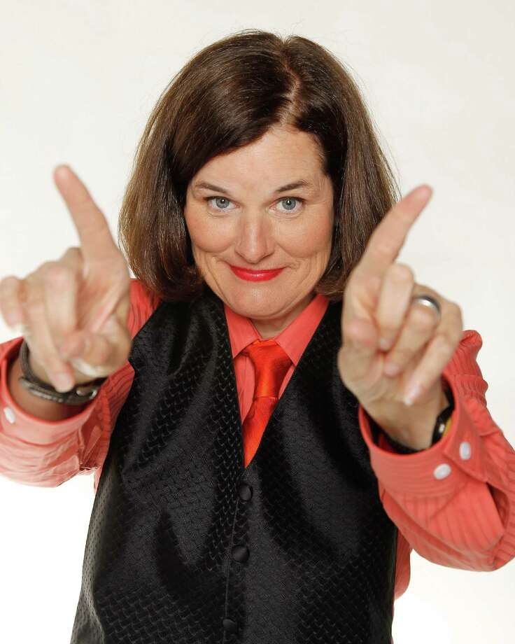 Comic Paula Poundstone says her jokes have added breadth and width with the passage of time. She'll be in Houston Friday, June 27. Photo: -- / ONLINE_YES