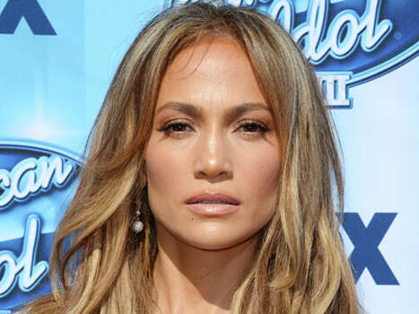 Jennifer Lopez arrives at the American Idol XIII finale at the Nokia Theatre at L.A. Live on Wednesday, May 21, 2014, in Los Angeles. Photo: Jordan Strauss, Jordan Strauss/Invision/AP / Invision